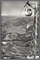 Gondelbahn Zweisimmen (950 M) - Rinderberg (2011 M) Blick Auf Zweisimmen - BE Berne