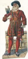 Chromo  H Environs 17cm  Henri IV ??? - Animals