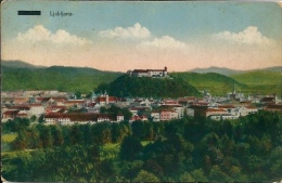 Postcard RA001991 - Slovenia Ljubljana (Laibach / Lubiana / Labacum / Aemona) - Slovenia