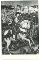 Isole Baleari, Palma Di Maiorca - Museo Diocesano - San Giorgio Tavola Del Sec. XV, Di Pedro Nisart - Malerei & Gemälde