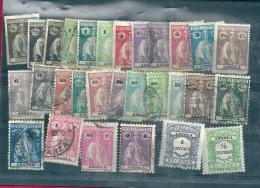 Portuguese Colonies: Angola 1914 Mixed Lot - Lots & Kiloware (mixtures) - Max. 999 Stamps