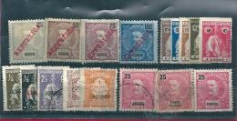 Portuguese Colonies: Portuguese Congo, Azores, Ponta Delgada, Mixed Lot - Stamps