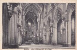 GAETA  /   Interno Chiesa Di San Francesco  _  Regno - Latina