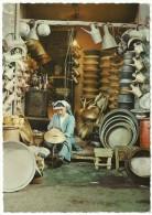 Iraq, Copper Bazaar In Baghdad. - Iraq