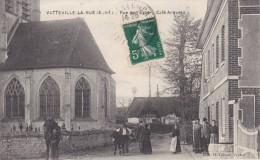SEINE MARITIME VATTEVILLE LA RUE CAFE ANQUETIL - Sonstige Gemeinden