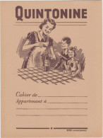 Protège-cahier : QUINTONINE - Protège-cahiers
