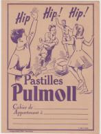 Protège-cahier : Pastilles PULMOLL - Protège-cahiers