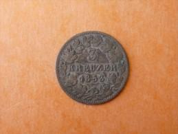 3 KREUZER 1853 - Other