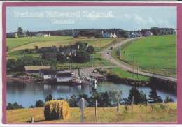 PRINCE EDWARD ISLAND CANADA .- Scene  De L' Ile-du-Prince-Edouard - Ile Du Prince-Édouard