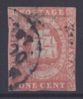 N° 11 BRITISH GUIANA GUYANE 1853 VERMILLON - Guyana Britannica (...-1966)