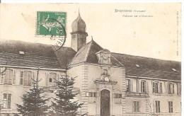 BRUYERES - VOSGES (88) - La Façade De L'Hôpital - Bruyeres