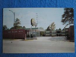 Ft. Williams Motel, Sylacauga, Alabama - Etats-Unis