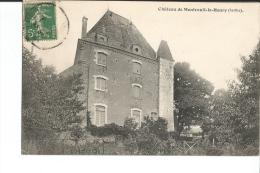Chateau De Montreuil-le-Henry . - France
