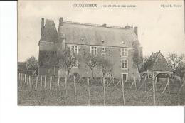 COUDRECIEUX - LE CHATEAU DES LOGES - France