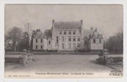60 - FRESNEAUX MONTCHEVREUIL LA FACADE DU CHÂTEAU - COLLECTION FIMBEL - 2 Scans - - Montataire