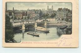 AMSTERDAM - Waterloo-plein En Antonius Xerk. - Amsterdam