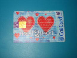 Télécarte  Heart 2 Heart  Irlande - Irlande