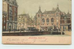 AMSTERDAM - Leidsche Plein.(tramway). - Amsterdam