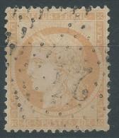Lot N°27547   N°38b Orange Terne, Oblit étoile Chiffrée 24 De PARIS ( R. De Cléry ) - 1870 Siege Of Paris