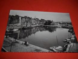 B615 Honfleur Calvados Francia Cm8,5x14 Viagg. - Honfleur