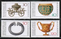 DE 1976 MI 897-900  ** - [7] République Fédérale