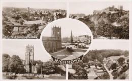 CPSM ROYAUME-UNI - Multi-vues Of Richmond - York