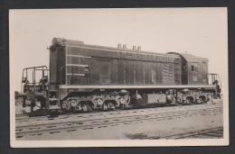 DF / TRANSPORTS / CHEMINS DE FER / TRAINS / LOCOMOTIVE DIESEL-ELECTRIQUE TYPE A 1 A' SÉRIE 040 DA - Trains