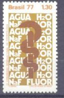 1977. Brazil, Mich.1607, Congress, 1v, Mint/** - Brésil