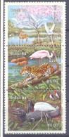 1984. Brazil, Mich.2041-43, Wildlife, 3v, Mint/** - Brésil