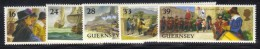 GUERNSEY 1993 , Serie Completa N. 621/625  *** MNH - Guernesey