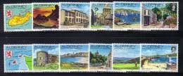 ALDERNEY 1983 , Serie Completa N. 1/12  *** MNH - Alderney