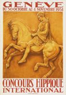 @@@ MAGNET - Concours Hippique Genève - Advertising