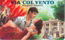 SAN MARINO - Via Col Vento/Margaret Mitchell, Grandi Romanzi(MD), Tirage 15000, 09/99, Mint - San Marino