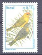 1995. Brazil, Mich.2677, Birds,1v,  Mint/** - Brésil