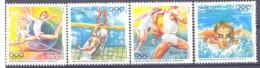 1996. Brazil, Mich.2703-06, Olympic Games Atlanta, 4v,  Mint/** - Brésil