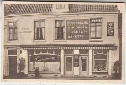 Maarssen - Elektrische Brood- En Banket - Bakkerij - Voorgevel - 1947 - Geen Uitgever Vermeld - Negozi