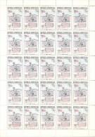 JUEGOS OLIMPICOS DE MELBOURNE 1958 CON BANDERAS DE LOS PAISES SERIE COMPLETA YVERT NRS. 444-448 Y AEREOS  101-103 MNH TB