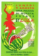 1999 DISCOTECA  LOLA,  PORTO RECANATI  (MC):  COCOMERO DANCE    - RIF. 3785 - Musica E Musicisti