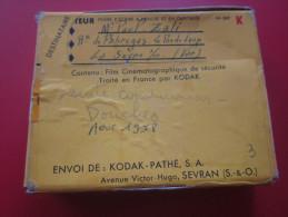 aout 1958 Sainte communion Douches Var Bobine Film Amateur sc�ne localis�e Kodak 8 mm cin�matographie envoi postal EMA