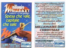 DISCOTECA  MIAMI,  MONSANO  (AN): HAPPY CHRISTMAS   - RIF. 3788 - Musica E Musicisti