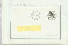 Oblitérations Postal  LES BONS VILLERS Frasnes-lez-Gosselies Reves Villers-Perwin Mellet - Zonder Classificatie