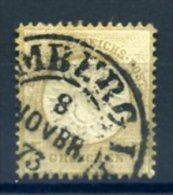 ALLEMAGNE 1870 N° 19 OBLITERE - Germany