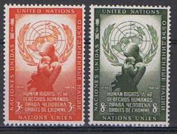 Verenigde Naties New York 29 / 30 (**) - New York -  VN Hauptquartier