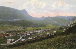 Suisse VD VALLORBE Vue Générale Colorisée   ....G - VD Vaud