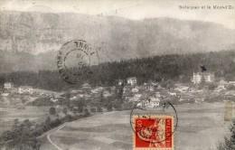 Suisse VD BALLAIGUES Et Le MONT D' OR.......G - VD Vaud
