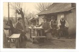 11295 -  Carte Photo A La Buvette Kostelec Nad Orlici - Tchéquie