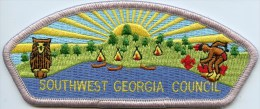 Boy Scouts Of America Southwest Georgia Council - Scouting