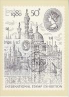 Great Britain 1980 London 1980 1v Maximum Card (19156) - Maximumkaarten