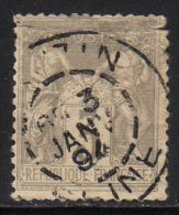 FRANCE : N° 87 Oblitéré - (Type Sage) - PRIX FIXE : 1/3 De La Cote - - 1876-1898 Sage (Type II)