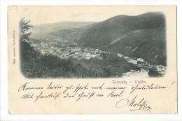 11304 -  Trencsén Teplitz - Slovaquie